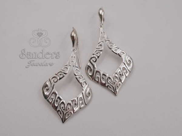 Seville Drop Earrings by Zina Sterling